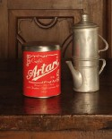 "Caffè Artari 1886 ""Arabica 100%"" Macinato Moka Latta 250 g"