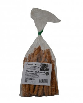 Grissini integrali artigianali 500 g – cottura nel forno a legna - Panificio Misino