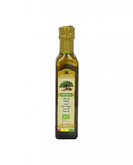 Olio di Argan spremuto a freddo - 250 ml - Crudigno