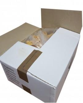 Manfricoli acqua e farina artigianale 4mm trafilata in bronzo - scatola 3000g - PastaPiù