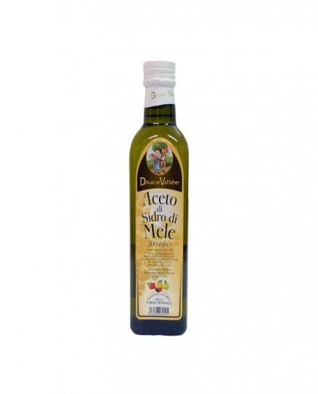 Aceto di sidro di Mele Bottiglia 500 ml - DouceVallée