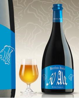 Birra Chiara Lievemente Agrumata 50Ale 75 cl - Birrificio Aosta