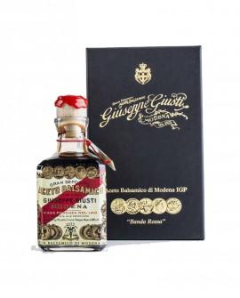 Aceto Balsamico di Modena IGP - 5 Medaglie d'Oro Banda Rossa - 20 anni - Cubica c/ast - ml 250 - Giuseppe Giusti