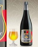 Birra in stile Blanche Belga Monblanche 33 cl - Birrificio Aosta