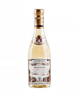 Agrodolce Bianco - Condimento Agrodolce Bianco - 5 anni - Champagnotta - ml 250 - Giuseppe Giusti Modena dal 1605