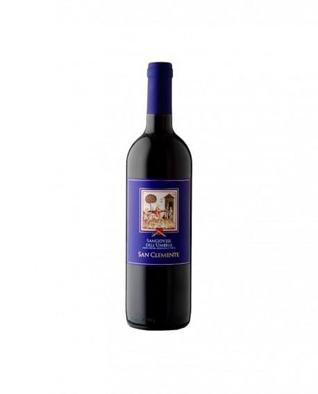 Sangiovese dell'Umbria IGP – Bottiglia da 0,75 l - Cantina San Clemente