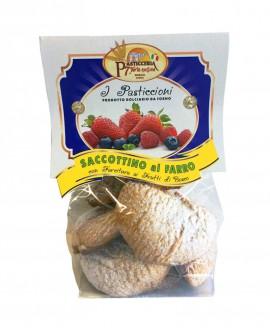 Saccottino al farro frutti di bosco - 250g - Pasticceria 7 Porte Nursine - Dolciaria Severini