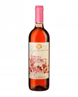Vino rosato Roseto Berenice - 0.75 lt - Cantina GranCollina