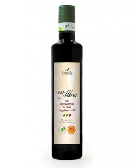 Olio Ex Albis, Seggiano DOP Bottiglia da 250 ml - Olearia Santella