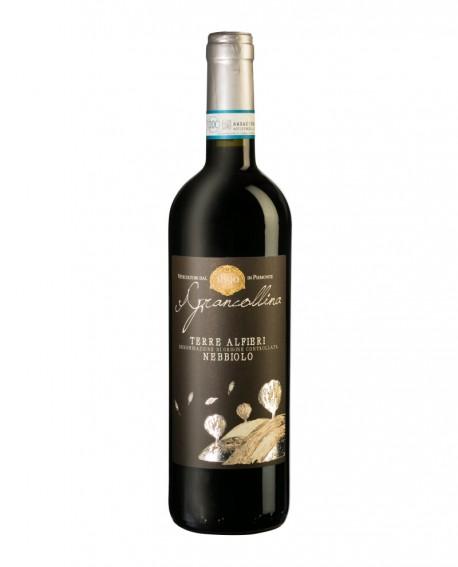 Terre Alfieri Nebbiolo - vino rosso - 0.75 lt - Cantina GranCollina