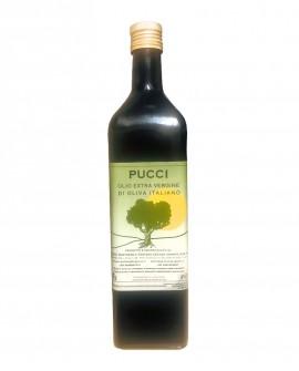 Olio extra vergine di oliva dell'Umbria – Bottiglia da 1000 ml - Olio Pucci