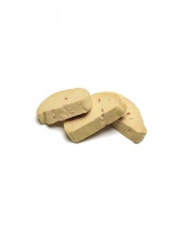 Scaloppe foie gras d'oca crude 50g - confezione 1Kg - qualità Extra, Quack Italia