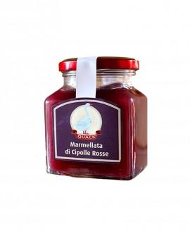 Marmellata di cipolle rosse - 280g - Quack Italia
