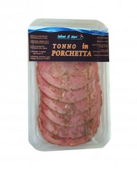 Affettato Tonno in porchetta - skin 70g - Salumi di Mare