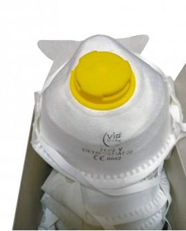 Mascherina FFP2 con FILTRO certificata CEE