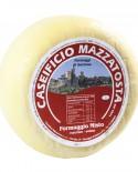 Formaggio Misto di Bettona - ovino-vaccino 3,4-3,6 Kg - stagionatura 40 giorni - Caseificio Mazzatosta