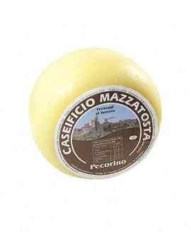 Pecorino di Bettona - ovino 2,0-2,2 Kg - stagionatura 40 giorni - Caseificio Mazzatosta