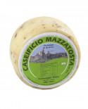 Formaggio Misto alle noci - ovino-vaccino 1,4-1,6 Kg - stagionatura 20 giorni - Caseificio Mazzatosta