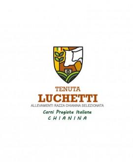 Pressata di Chianina - bollito misto cotto - Carni Pregiate Certificate - Tenuta Luchetti