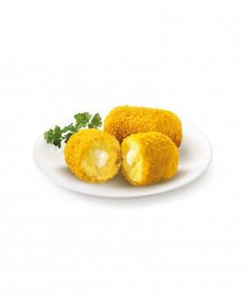 Crocchetta di patate e mozzarella 85g surgelato - cartone 6 kg - Frittoking