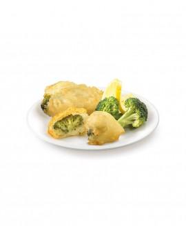 Broccoli in pastella surgelato - cartone 6 kg - Frittoking
