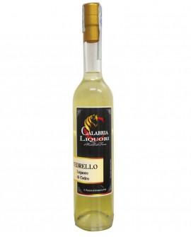 Cedrello liquore di Cedro 500ml - Calabria Liquori