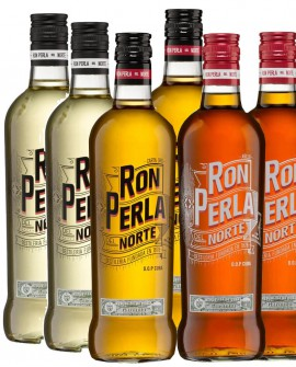 Cartone Degustazione Rum - n.6 bottiglie Rhum 0,70 litri cadauna - PERLA DEL NORTE Ron