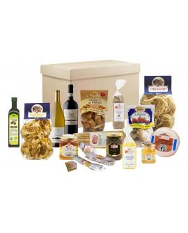 Scatola regalo enogastronomica - n.17 specialità dell'Umbria