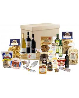Scatola regalo enogastronomica - n.25 specialità dell'Umbria