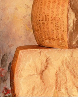 Parmigiano reggiano stagionato 24mesi 1kg - Salumificio Gamba Edoardo