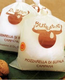 Mozzarella di bufala campana dop bocconcino 50g - Salumificio Gamba Edoardo