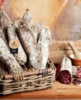 Salame filzetta di cinghiale 400g - Salumificio Gamba Edoardo