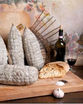 Salame muletta gran riserva 2Kg - Salumificio Gamba Edoardo