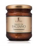 Ragù di Fagiano 180 g - Il Vallino
