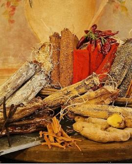 Slinzega ira suino peperoncino e paprika 500g premio gambero rosso - Salumificio Gamba Edoardo
