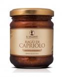 Ragù di Capriolo 180 g - Il Vallino