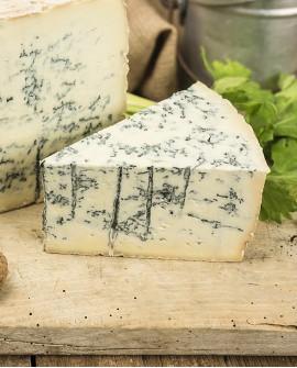 Alpiblu gorgonzola Dop piccante porzionato 250g stagionatura 90gg - Gildo Formaggi