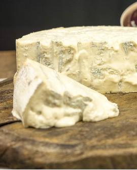 Gildoro gorgonzola Dop tradizione al cucchiaio meta cont. legno 6kg stagionatura 60gg - Gildo Formaggi
