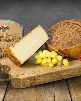 Baitock formagella di montagna latte crudo 2kg stagionatura 60gg - Gildo Formaggi