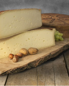 Malgadoc formagella di malga a latte crudo 2kg stagionatura 30gg - Gildo Formaggi