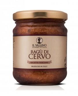 Ragù di Cervo 180 g - Il Vallino