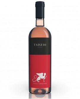 Rosè Aleatico TADZIO - IGT Lazio Rosato - Aleatico Rosato - vino Biologico 0.75 lt - Cantina Villa Caviciana