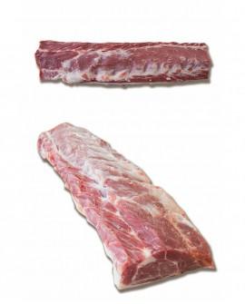 Arista Mangalitza - suino carne fresca - intero 2.5-3Kg - Macelleria Villa Caviciana