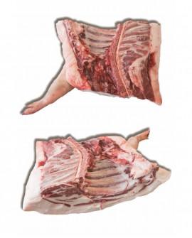 Spalla e Capocollo Mangalitza - suino carne fresca - intero 12-13 Kg - Macelleria Villa Caviciana