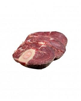 Ossobuchi Fassona Piemontese - bovino carne fresca - porzionato 1Kg - Macelleria GranCollina