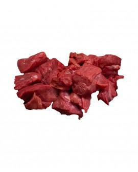 Spezzatino Fassona Piemontese - bovino carne fresca - porzionato 1Kg - Macelleria GranCollina