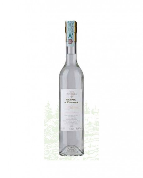 Grappa di Viognier - Franceschina - 500 ml  Vol. 42% - Cantina Tenuta San Rocco