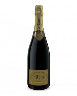 Franciacorta Extra-Brut Blanc de Blancs - 0,75 lt - Scanzorosciate dal 1894 - Cantina De Toma Wine