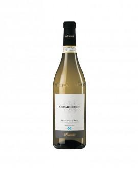 Moscato d'Asti DOCG - vino bianco l. 0,75 - Oscar Bosio La Bruciata