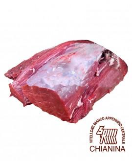 Filetto di Chianina IGP sottovuoto - 4,2 Kg - frollatura 7gg - Macelleria Carni IGP Certificate